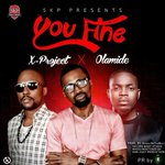 """fresh jam guys!!!  """"XProject X Olamide -  You Fine"""" by @xproject4u ft @olamide_YBNL  https://t.co/fXhnCf7QKf https://t.co/nDcE7v30nS"""