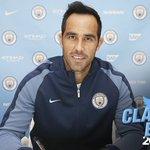 [#Transfert✈️] OFFICIEL | Claudio Bravo sengage avec Man City pour 4 ans et 18M€ ! https://t.co/oterUOty80