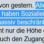 Lopatka sagt, was die #ÖVP will: Flüchtlinge missbrauchen, um den #Sozialstaat zu schwächen. https://t.co/BTm6gwmotd https://t.co/2W2BclS8WV