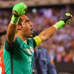 Claudio Bravo will be following the #UCLdraw as a @ManCity player after joining from Barcelona on a four-year deal. https://t.co/kzDWN7gqFP