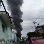 @1070noticias Evacúan alumnos de Primaria Rosa Carbajal por incendio en fabrica de químicos en colonia Sta Cecilia https://t.co/u3geulNcfI