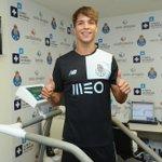 """Óliver Torres: """"O meu objetivo foi sempre vir para cá""""  #FCPorto @olitorres10 https://t.co/uItjeoks4K"""