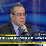 """Ministro de Educación: """"Hay varios colegios privados de mala calidad"""" ► https://t.co/g8hAS9Z7s6 https://t.co/ZVL93ES3zZ"""