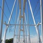 Prachtige foto van de nieuwe spoorbrug #Muiderberg #trots @ProRail https://t.co/QXFQxUmiAz