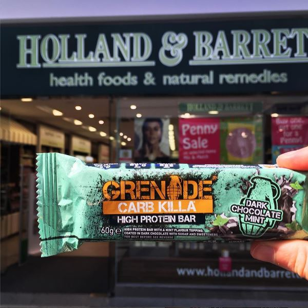 .@ThermoGrenade Dark Choc Mint bars are now in stock! Go get 'em! 🍫💪https://t.co/fYqcieOZCW https://t.co/J7EaBH9Vuq