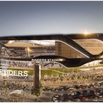 A lot are saying Vegas Raiders Stadium plan looks like Carson Raiders Stadium plan. Heres side by sue comp. #SNTIC https://t.co/ggQiP5bWKz