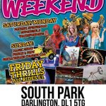 Today is the final day of Darlington Big Weekend at South Park from 12pm.  https://t.co/vRBP22ADUB #DarloBiz https://t.co/w8FSwWZVXp