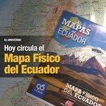 Recuerde. Hoy circula un nuevo mapa de #Ecuador, con Diario EL UNIVERSO ► https://t.co/HCJrzzi0jw https://t.co/z6BkfEmcDQ