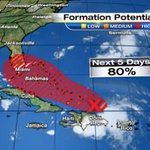 No change on tropical wave, still moving in our direction. Update on @WPLGLocal10 at Noon https://t.co/OUrcz9XowJ https://t.co/roI0bc5QAo