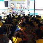 """Estudiantes de nuestra #ASEANORTE deciden ir """"Al encuentro con JESÚS"""" a través del bautismo. #COLECAMP2016 https://t.co/DvgorU5yie"""