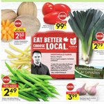 #EatBetterChooseLocal Variety of #fresh #local #produce @sobeys! Stop by today to #supportlocal #ptbo #local #save https://t.co/pAoHggMvUU