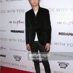 Last night red carpet for private screening of Southside with You in NYC wearing my friend @johnvarvatos #style #nyc https://t.co/BDoH6A5PdP