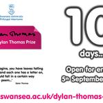 International #DylanThomasPrize in association with @SwanseaUni opens for entries 5th September 2016 #IDTP17 https://t.co/v16tG78VnO