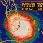 24 years ago today HURRICANE ANDREW devastated South Florida as a monster Category 5 Hurricane. Where were you? 🙏🏼😱🙈 https://t.co/UAnQLCuH4J
