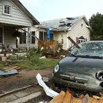 SLIDESHOW: Indiana tornado damage https://t.co/thlZF2tSId https://t.co/ZSKt3LNT7m