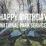 100 years ago today President Woodrow Wilson signed the Organic Act creating @NatlParkService! #NPS100 #FindYourPark https://t.co/hXXMccCu5j
