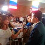 Atendiendo la invitación de lo medios, hago extensivo el saludo del Gob. @CarlosAmayaR a la #CumbreGobernadores https://t.co/lV6rpW3Dfp