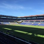 Kan @BrondbyIF skabe sensationen i @EuropaLeague ? Vi er på plads på Brøndby Stadion. #eldk #europaleague #sldk https://t.co/awYbHsHQuJ