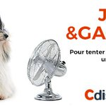 🔥 RT + Follow pour tenter de remporter ce magnifique ventilateur @Dyson https://t.co/tl3fIwMsAc  #MaSolutionCanicule https://t.co/8yZNqv1fin