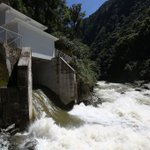 El inicio de operación de la Hidroeléctrica #Sopladora se contribuye al cambio de la matriz energética del #Ecuador https://t.co/SxhAwuB8g4