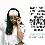 We miss you Aaliyah. Its been 15 years but it remains true that you were truly one in a million. https://t.co/SWdFTvix3B