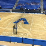 ICYMI: UTA revealed its new CPC court yesterday, see the time lapse of it being painted at-> https://t.co/gEDBFveDEr https://t.co/psSjFxUeQw