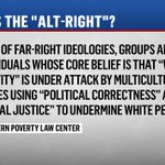 #AltRightMeans-A definition from @splcenter https://t.co/ywKZc6AYfq