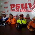 Frente de Motorizad@s, de #Barinas ratifican apoyo total a @Adan_Coromoto @NicolasMaduro por el bien de la Patria. https://t.co/RT0SWPvGig
