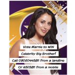 Lines are open to vote for @marniegshore to win #CBB! Call 09020445811 ☎️ or 6505811 📱 #CBB https://t.co/2j470tvwBV