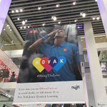 Uniqlo store in New York, Novak all over the place. #USOpen https://t.co/4mDqm2Qz3W