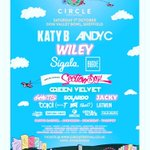 Full line up is finally here ... Buy your tickets now .. https://t.co/75y8OsF4LJ https://t.co/ykHdEKfrAp