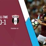 FT: Astra go through 2-1 on aggregate ⚒ #WHUAST https://t.co/ZeyqaVnS26