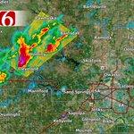3:50pm: Severe storms in NE Payne Co & SW Osage Co moving NE. 60mph wind & quarter size hail possible. #OKwx https://t.co/xfcY9hBaK3