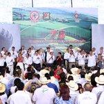 Un gusto estar de regreso en Tepic, Nayarit para acompañar al presidente @EPN en el #78CongresoCNC. https://t.co/DzPp6AbpTI