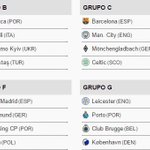 ¡Así quedan los grupos para la Champions League 2016/2017! https://t.co/oyYMpVZhM3