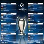 ¡Así han quedado los grupos de la Champions League 2016/17 tras el #UCLdraw! https://t.co/XsDuiPN3e7