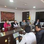 Los temas tratados con @MinSaludCol, cofinanciación de la obra Hospital Local de Tunja y apalancamiento de recursos https://t.co/B8pJEVYbbA