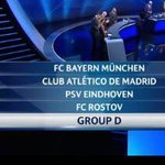 Qué lindo grupo 😅 gracias Roberto Carlos 😡😂😂😂👍 a disfrutar de la champions league !! https://t.co/CKQCMgDCc2