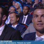 Le joueur UEFA de lannée est @Cristiano devant @AntoGriezmann et @GarethBale11. https://t.co/ZLKWDnJAXN