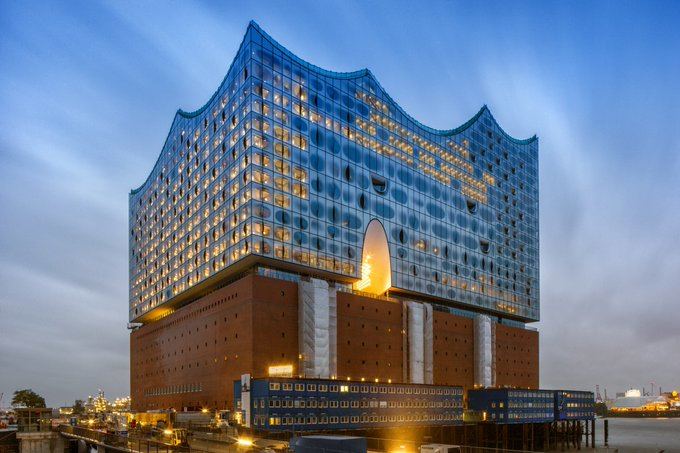 A2: Hamburg with new HafenCity and @elbphilharmonie (opens January 2017) already is a big draw. #JAchat https://t.co/1vguPmOKYV
