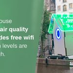 Amsterdam birdhouses give free Wi-Fi, and could help fight pollution https://t.co/jEdSwQ32TC https://t.co/5hs63s41aN