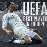#LiveBolanet SELAMAT! Penghargaan UEFA Best Player 2016 jatuh kepada Cristiano Ronaldo https://t.co/o6mPJCoGdd