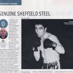This week @BoxingNewsED honours the late Billy Calvert #Sheffield, a British & European 9st title challenger #boxing https://t.co/OTpZxXtkel