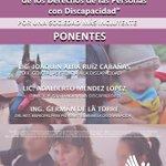 La @DDHQro invita a su #taller en torno al tema de las personas con discapacidad #DerechosHumanos #Querétaro https://t.co/JCgjs1fSkb