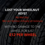 Cant find the right wheelnut keys? Weve got you covered #SheffieldIsSuper https://t.co/rb4VQZvzjk https://t.co/AHZs4tCyGI