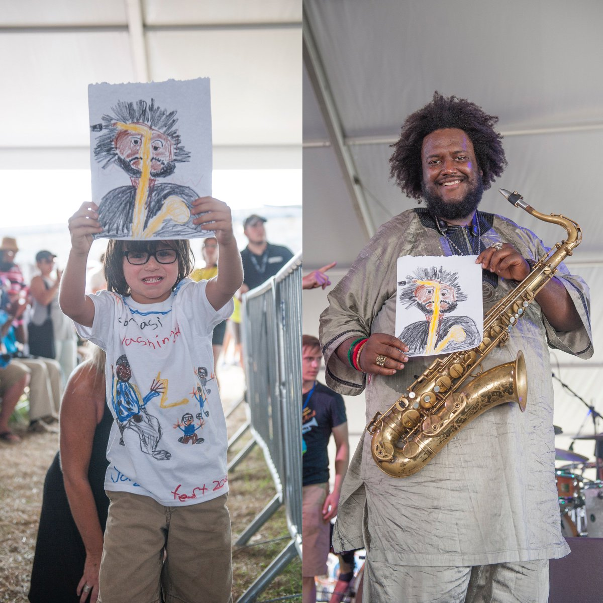 That's a framer. (@KamasiW at the 2016 festival -