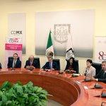 A través de la #educación podemos alcanzar el desarrollo de la #CDMX, hoy con @IPN_MX reafirmamos este impulso https://t.co/5Drm1ztbl3
