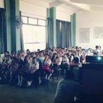 """Alumnos del Glorioso Colegio Nacional """"El Triunfo"""" reciben seminarios de prevención... #RompiendoElSilencio #MPN https://t.co/VJtdYgWMpP"""