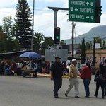 #Entérate CNTE mantiene ocho bloqueos en inmediaciones al aeropuerto de Oaxaca https://t.co/8OOyu7HZot https://t.co/gHSKicHhcR