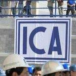 Se disparan las acciones de ICA y suspenden su cotización en la Bolsa https://t.co/lJSnmeNZe2 https://t.co/XD7LZfApoL